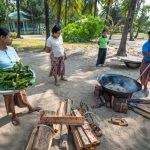 Local cook up Ngwe Saung