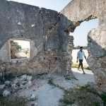 Ruins Jaffna Fort