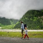 Trekking with kids Nepal